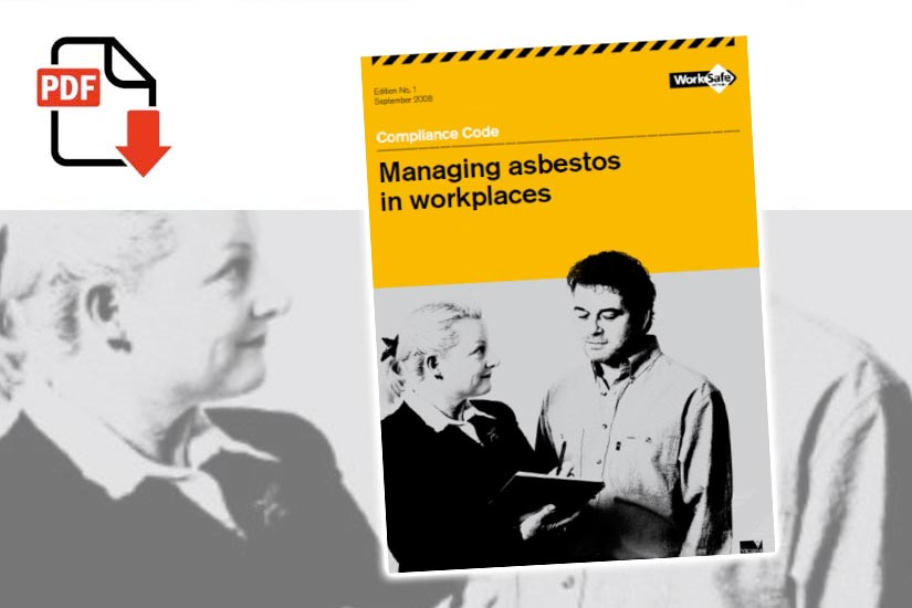 Managing Asbestos in the Workplace