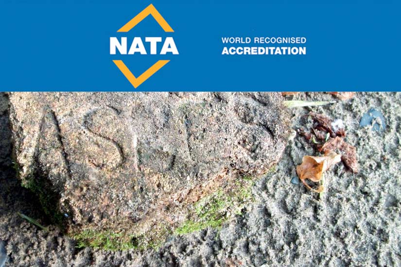 NATA (National Association of Testing Authority)